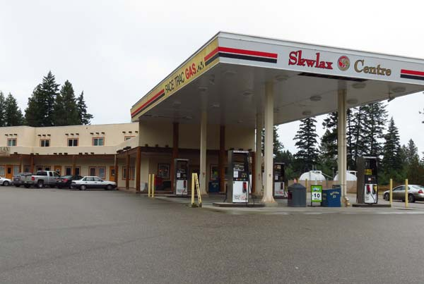 Skwlax Centre (Gas Bar)
